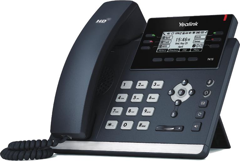 Il telefono IP collegato in VPN è un tassello fondamentale per un telelavoro efficiente.
